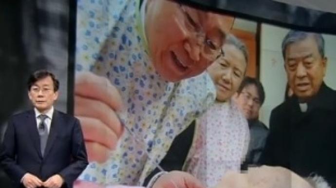 """손석희, 반기문 보여주기식 행보에 """"벼락..."""