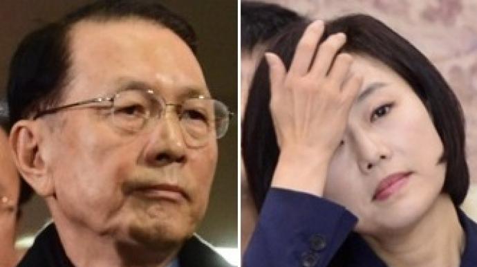 """조윤선 자백 """"블랙리스트 김기춘이 시켰..."""