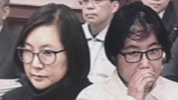 """최순실, 장시호에 유언장 넘겨…""""곧 죽을..."""
