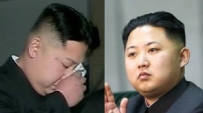 """北 김정은의 두 얼굴…""""김정남 사망에 졸..."""
