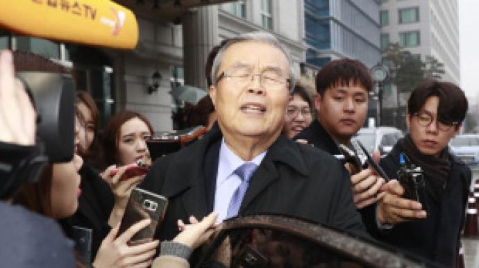 김종인, 민주당 탈당 거부…'개헌' 빅텐...