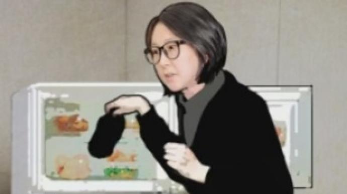 """장시호 """"내일 또 먹으려고"""" 아이스크림..."""