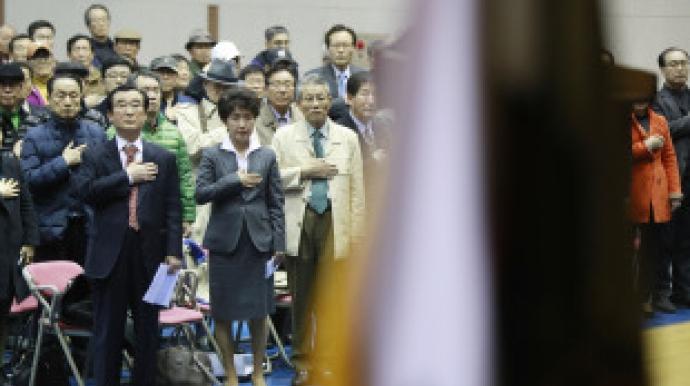 """정미홍 """"5.18 유공자 2명 월북…진실 밝..."""
