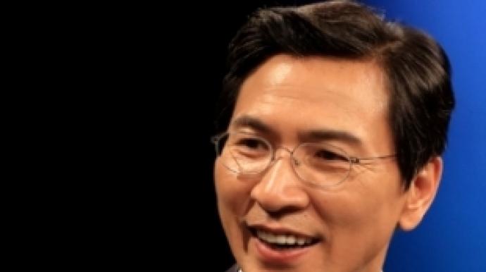 """안희정 """"박근혜 전 대통령 안드로메다로..."""