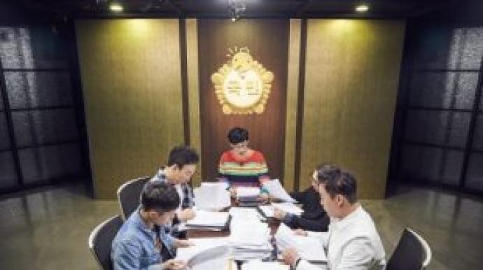 자유한국당에 보내는 '무한도전' 제작진...