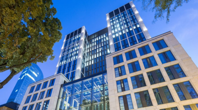 Mirae Asset to acquire Credit Suisse's bldg. in Frankfurt
