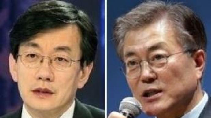 """문재인, 손석희에 내각 러브콜…""""사양하..."""
