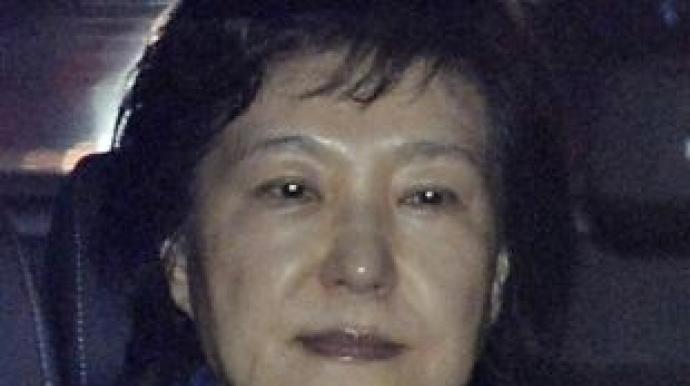 """""""박근혜, 대선 투표 포기…재소자와 함께..."""