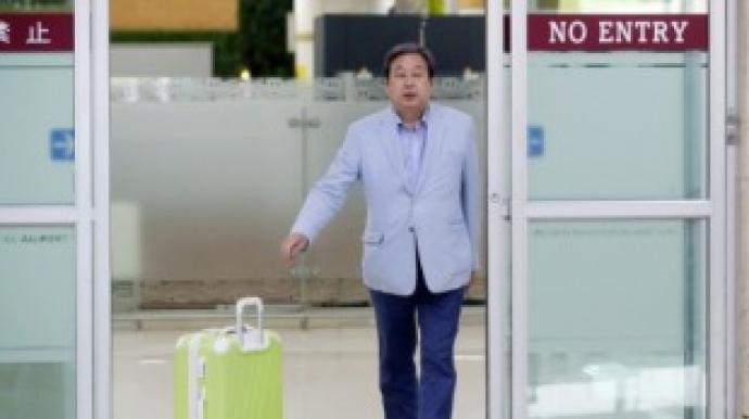 """하태경, 김무성 노룩패스 논란에 """"그나마..."""