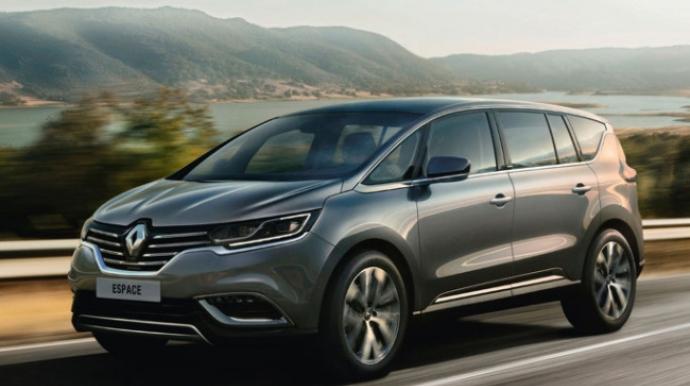 Renault Espace minivan to hit Korean market next year