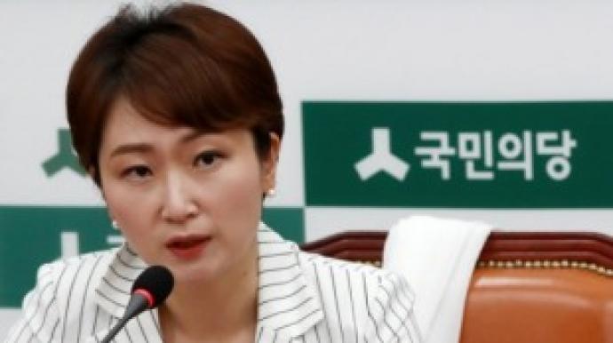 """문현수 전 광명시의원 """"이언주 지지 유세..."""