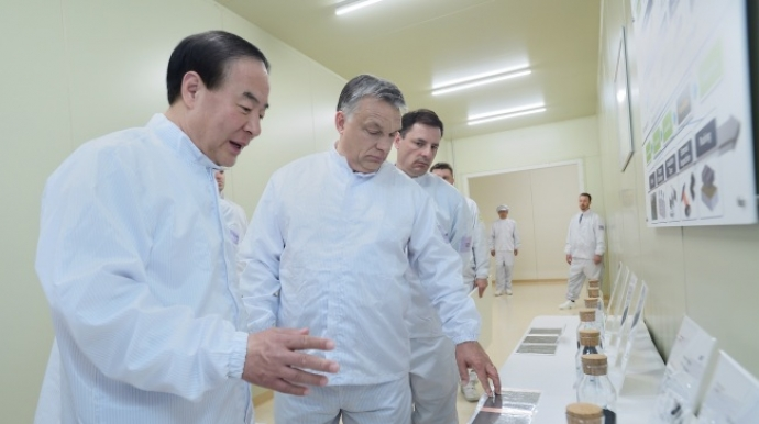 Samsung SDI to produce EV batteries in Hungary