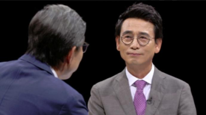"""'썰전' 유시민 """"朴정부 청와대 문건 누..."""