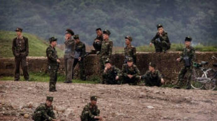 """""""굶주린 북한군, 전쟁나도 전투 불가능한..."""