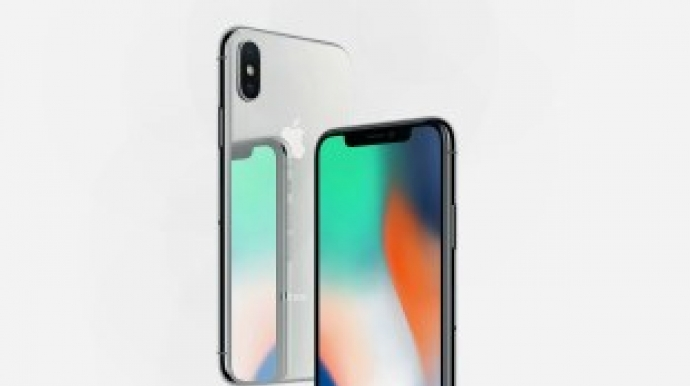 iPhone X uses more parts made by Samsung, LG