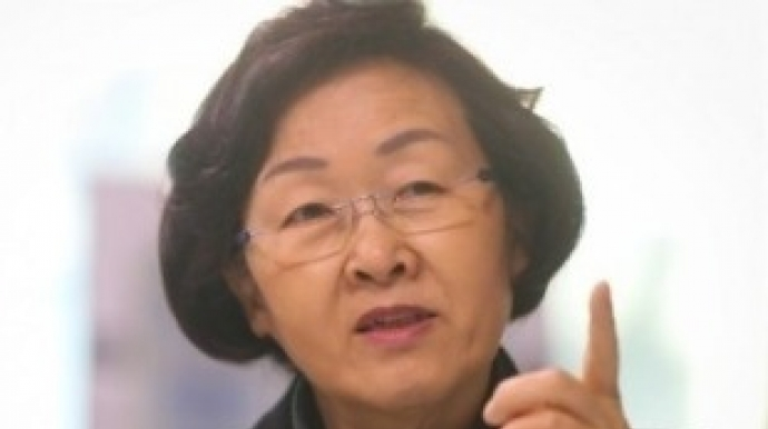 """'문재인 비방' 신연희 측 """"낙선 목적 ..."""
