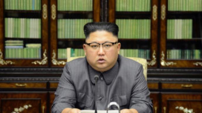 """北 김정은, 트럼프에 """"불망나니, 깡패…..."""