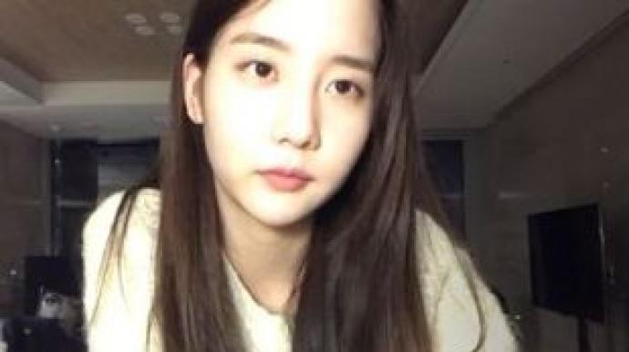 """한서희 """"내년 4인조 걸그룹 데뷔…망할거..."""
