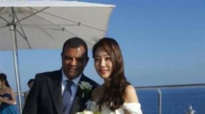 '2년 열애' 에어아시아 회장, 한국여성...