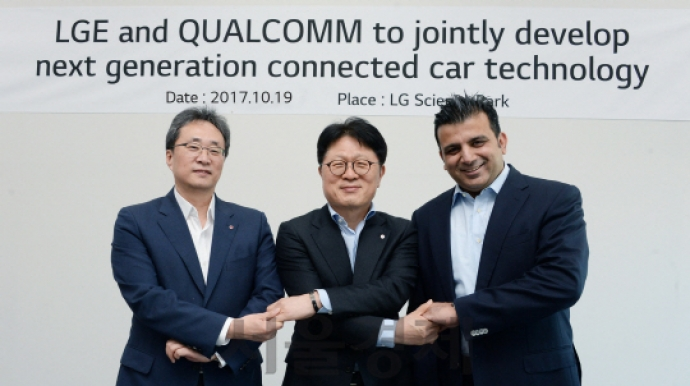 [EQUITIES] 'LG's partnership with Qualcomm will create synergy'
