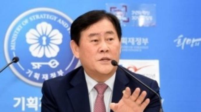 """최경환 """"자유한국당 못 떠나, 홍준표 용..."""