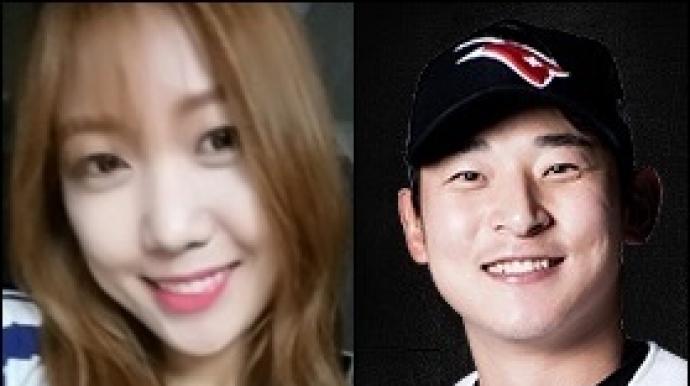 프로골퍼 박시현-kt 투수 최대성, 12월 결...