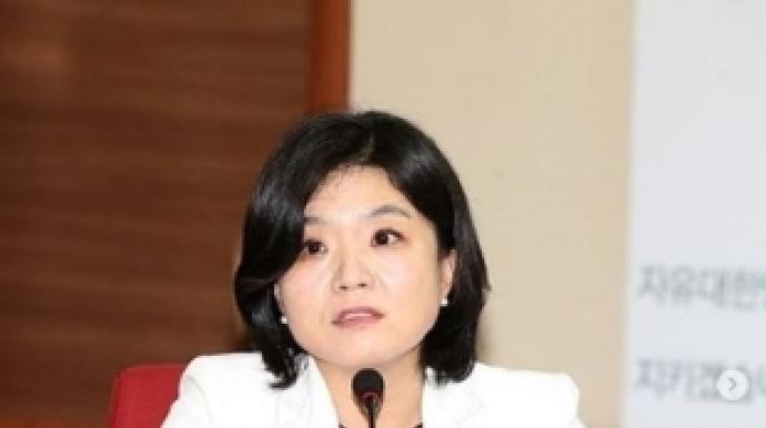 """'막말 논란' 류여해 한국당 의원… """"문..."""