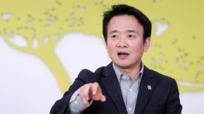 """남경필 """"文 대통령, 정치보복하고있다"""""""