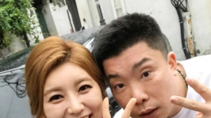 나지완에 내려앉은 '나비'…양미희 기상...