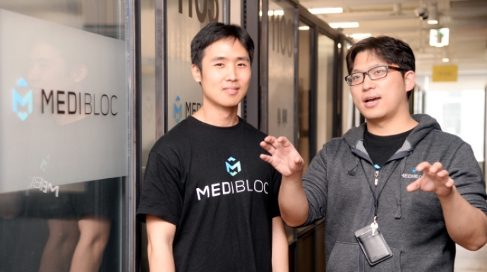 [INTERVIEW] MediBloc eyes blockchain for patient-centered medical recordkeeping