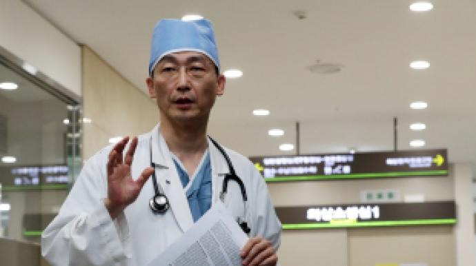 아주대병원 북한 병사 치료비는 누가?