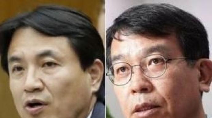 """김진태, 김종대 의원 겨냥 """"너희들이 인..."""