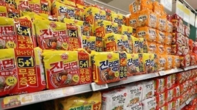 중국인 입맛 사로잡은 '한국 라면'…시...