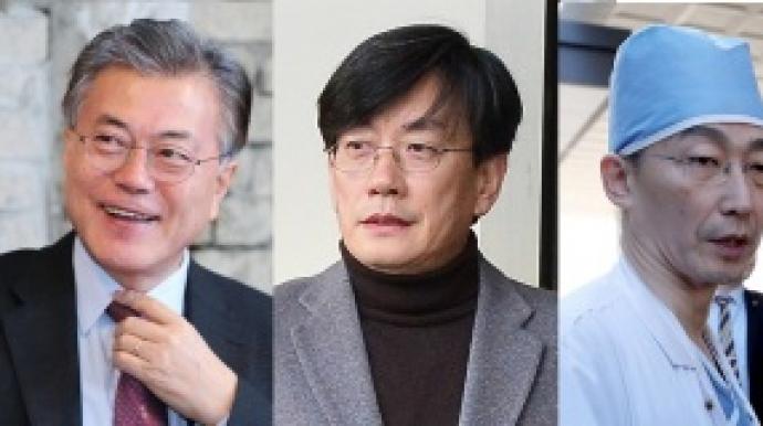 문재인·손석희ㆍ이국종 '올해의 인물'...