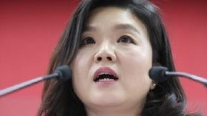류여해, 한국당 물갈이 대상에 꼽혔다