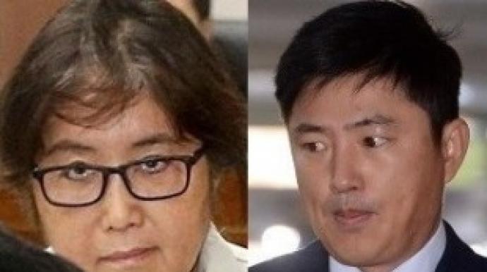 """""""최순실 '소리소문 없이 죽을 수 있다'..."""