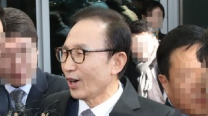 """""""이명박, 盧대통령 덕에 청계천 복원…덩..."""