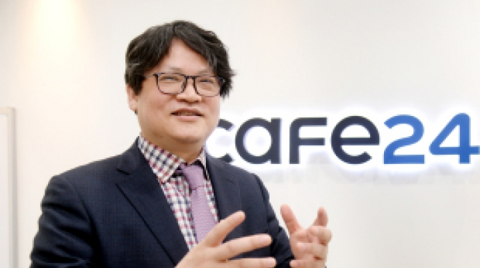 [INTERVIEW] E-commerce platform cafe24 set to go global after IPO