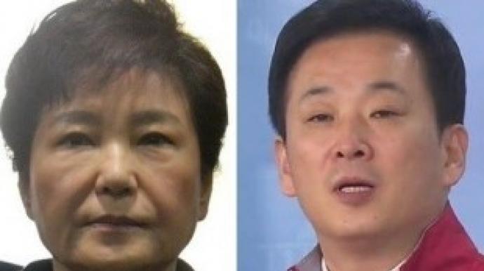 박근혜 '뇌물 재판' 유영하 변호인서 빠...