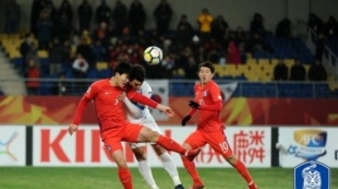 U-23마저 졸전…한국축구, 우즈베키스탄에...