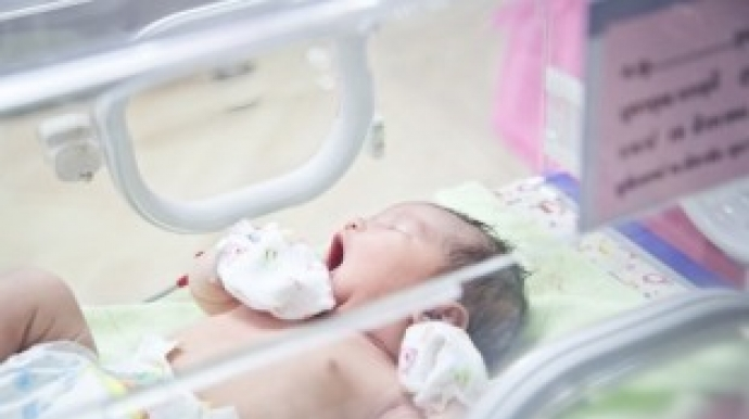 Amid baby bust, firms look overseas