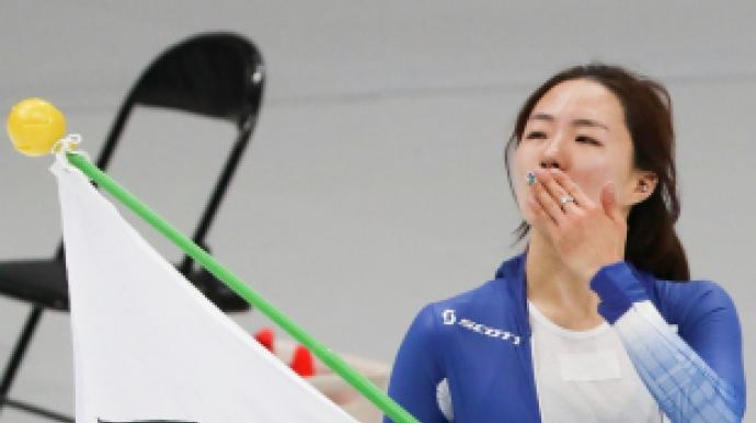 [2018 평창] 이상화 여자 500m 은메달…3...