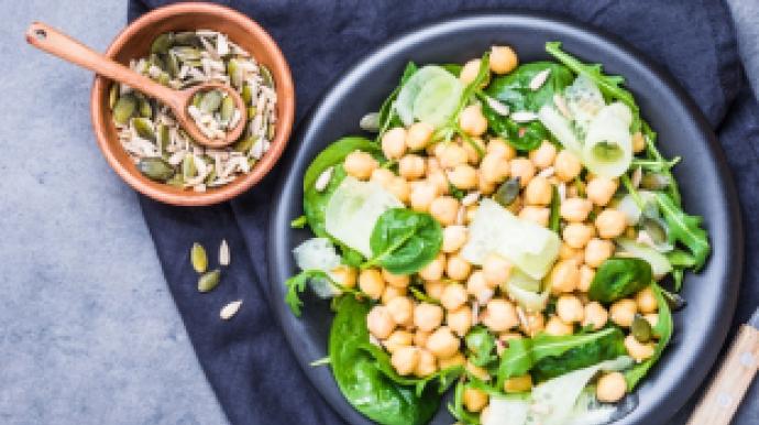[리얼푸드]면역력 높이는 채식 식단의 8가...