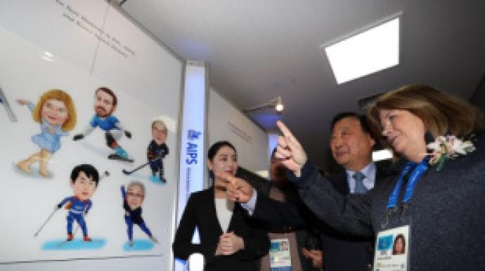 """린드베리 IOC 조정위원장 """"평창, 역대 최..."""