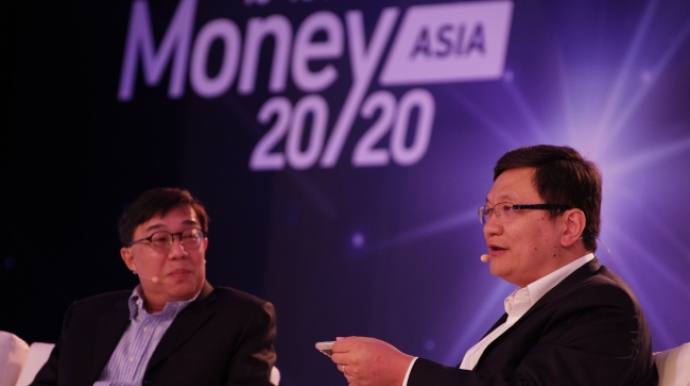 [MONEY 20/20] China's CreditEase to focus on hi-tech wealth management services