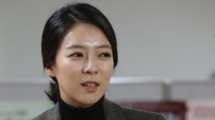 """배현진, 송파을 데뷔 """"돌풍 보여드리겠다..."""