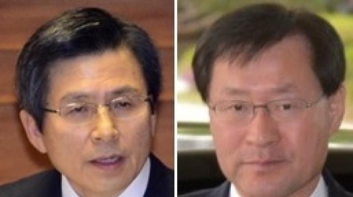 황교안·김진태, '여검사 성폭력' 감찰...