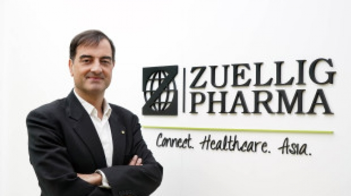 Zuellig Pharma hopes to put wings on Korean drugs