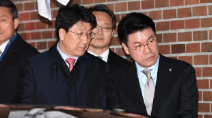 "MB 마지막 배웅한 장제원…""눈물 자꾸 흘..."