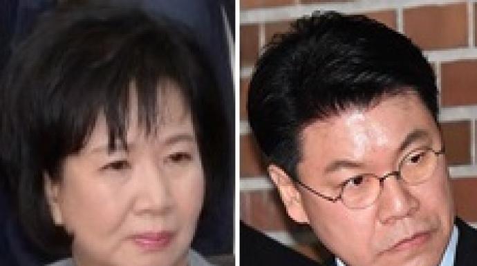 """손혜원 """"장제원 MB 향한 의리, 국민들도..."""